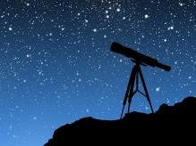 star-gazing