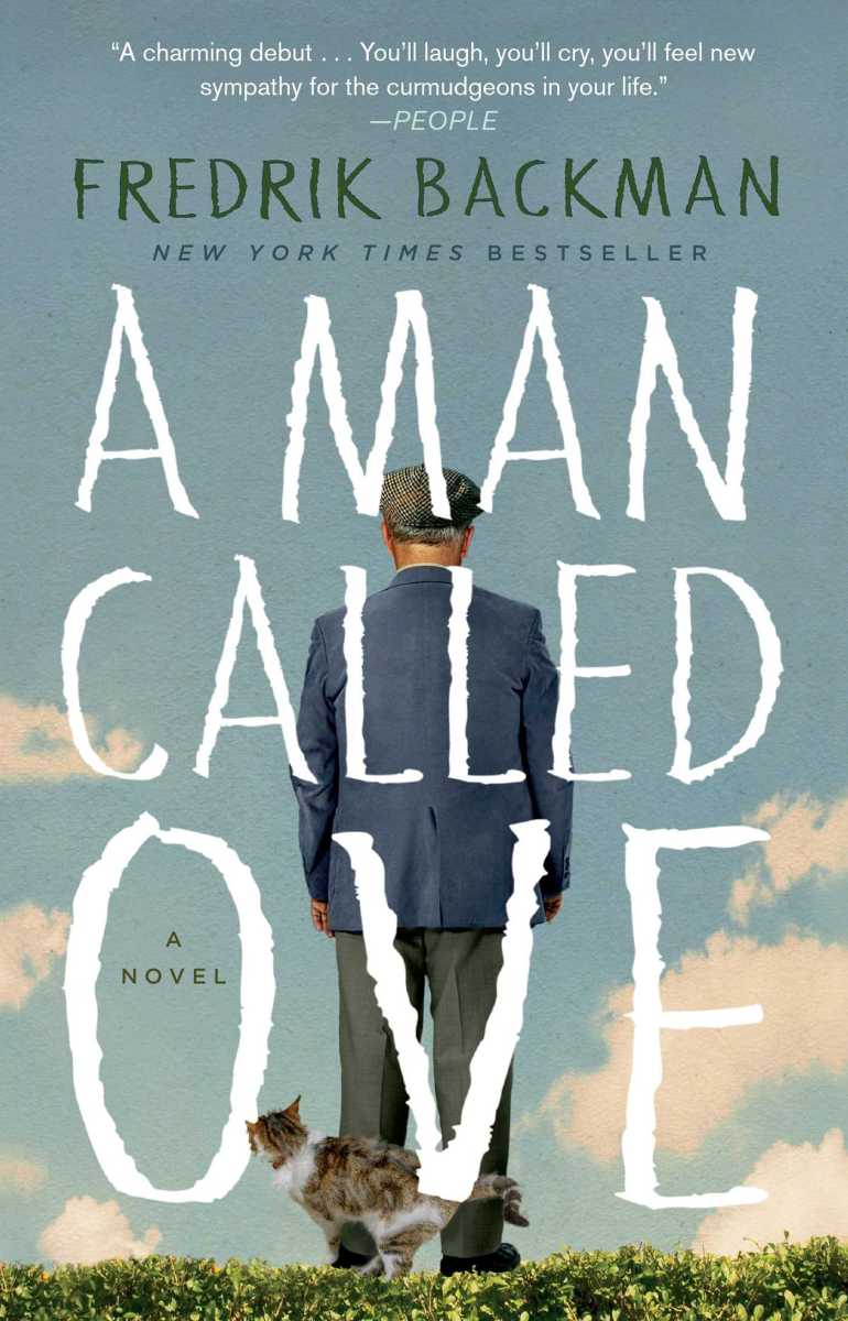 """€�a Man Called Ove"""" Is 2017 Book Pick  Malden Reads"""